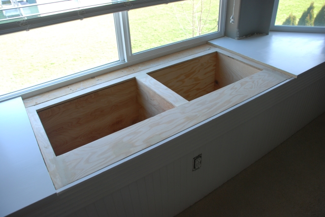 Window Seat Storage Tell Er All About It