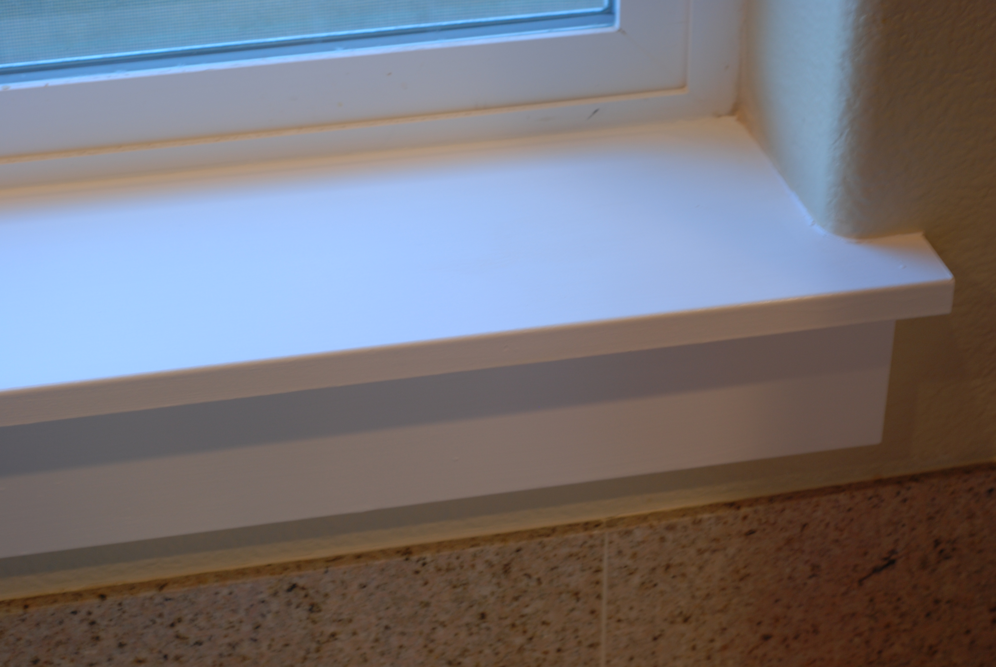Before after bliss window sill i ness tell 39 er all about it - Painting window sills exterior set ...