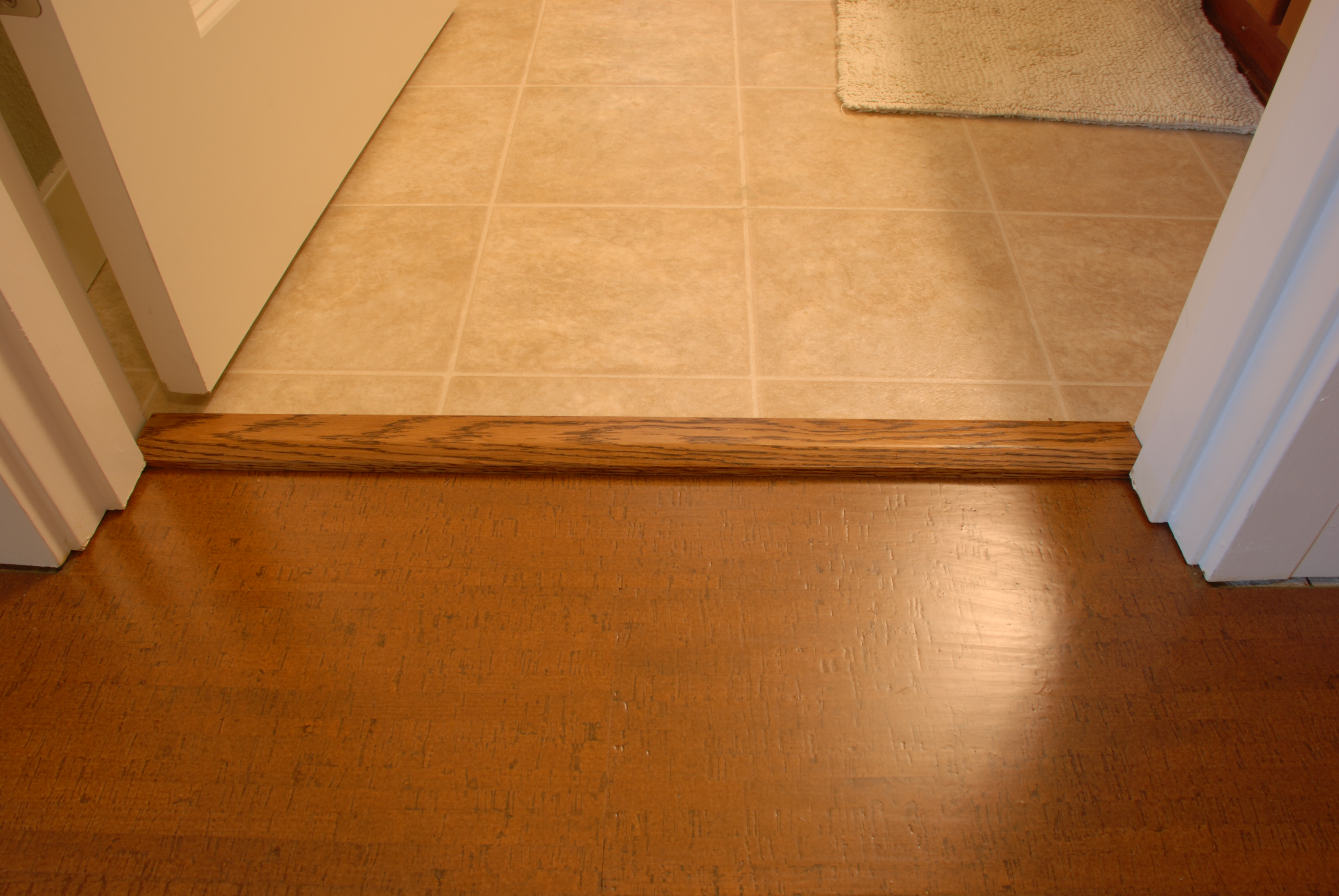 Even Our Grody Vinyl Flooring Looks So Rich And Luxe With These