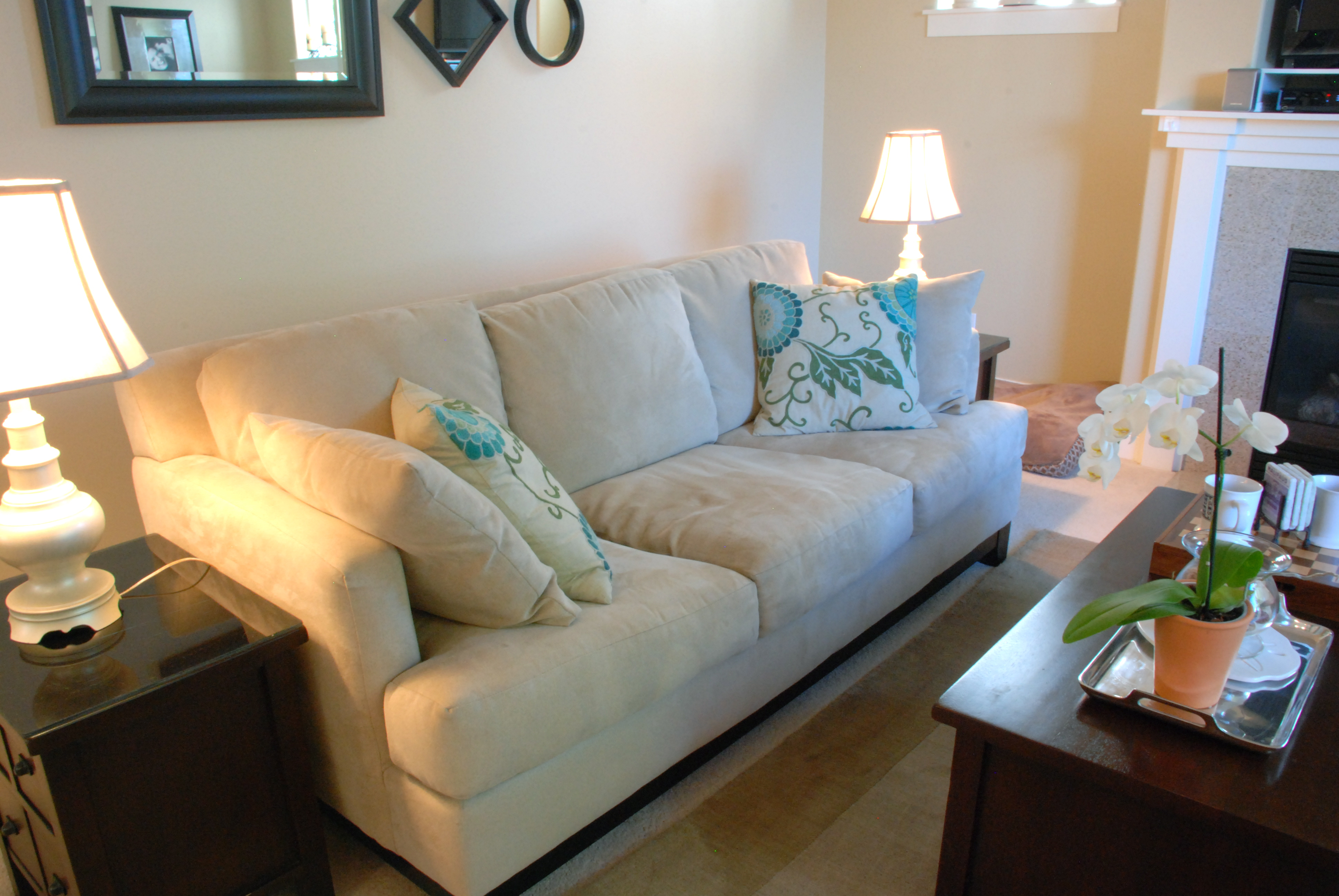 sofa nicole pillows decorative via of miller elegant goods home pillow taupe