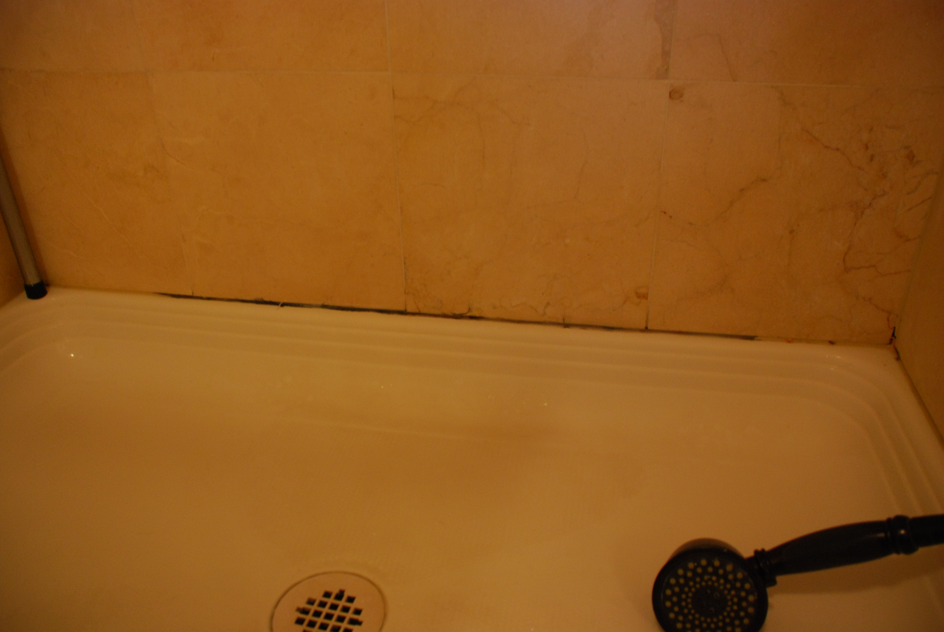 Mold In Bathroom Renovation before & after bliss: our monster master bathroom renovation