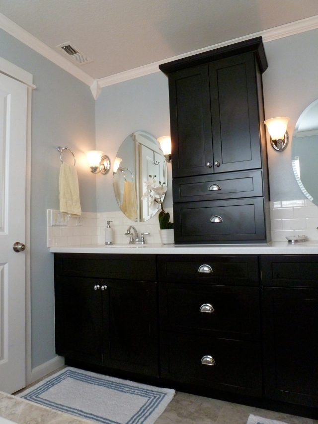 Before & After Bliss Our Monster Master Bathroom Renovation