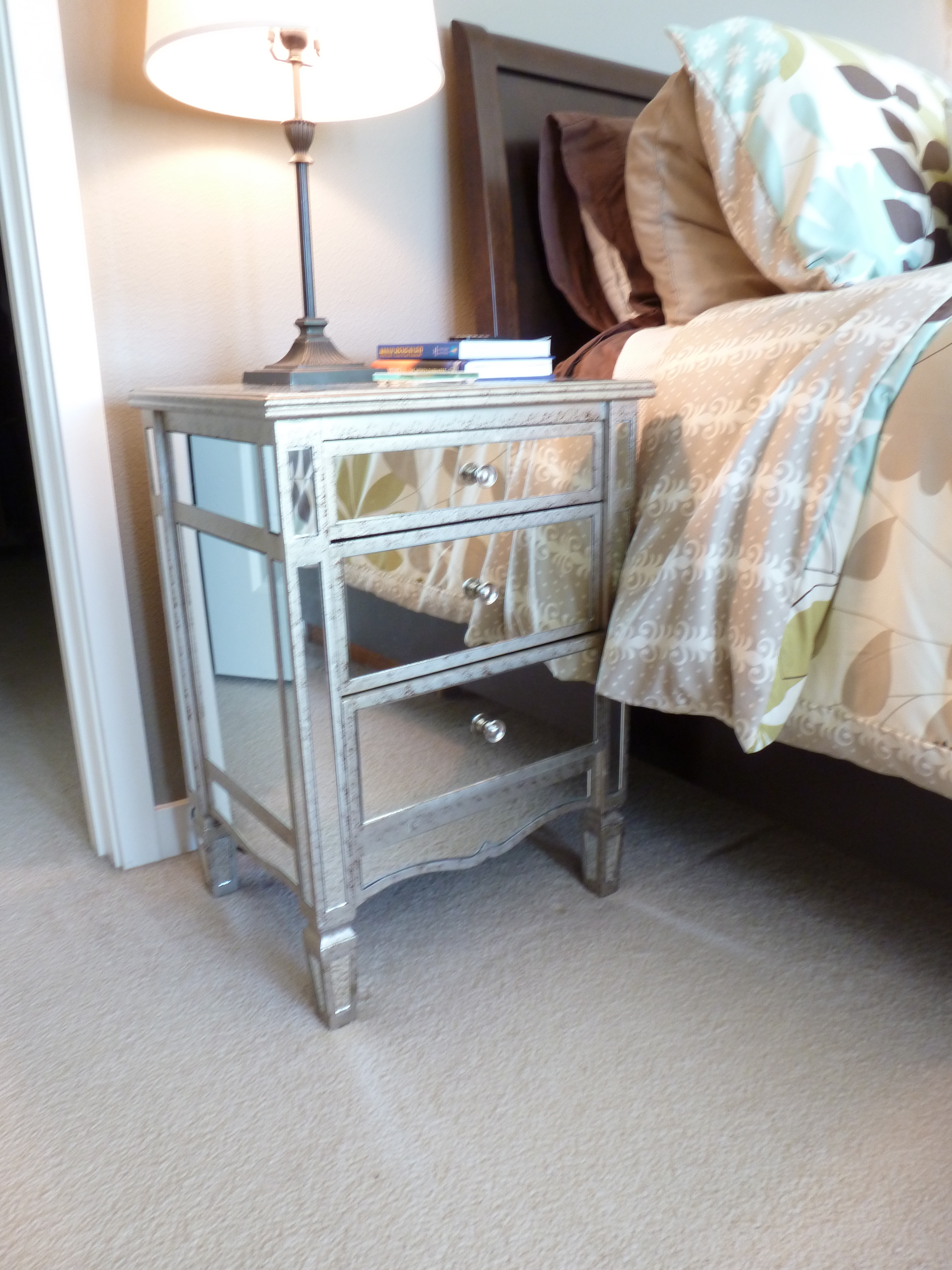 Master bedroom teller all about it and the source on those nightstands solutioingenieria Choice Image