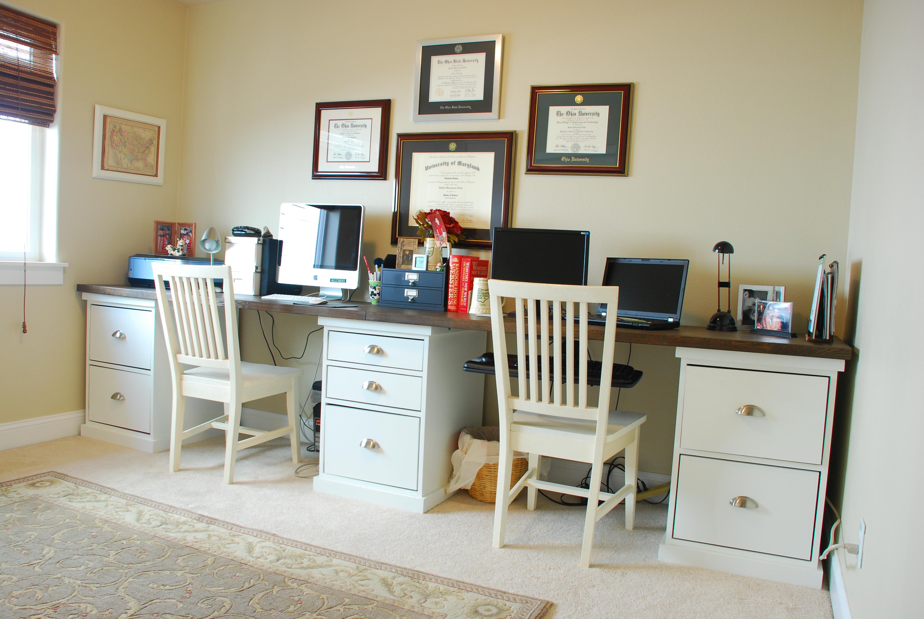 building office desk building an office desk